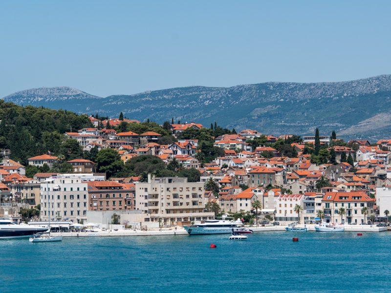 Chorwacja - podróż