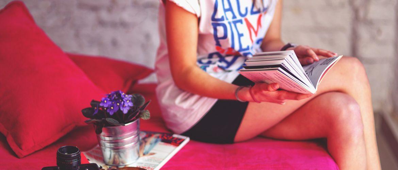 kobieta i książka